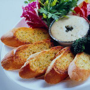 ガーリックトースト - パン・サンドウィッチ・ピザ - レストラン -商品レシピ- | マリンフード株式会社