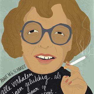 Annie M. G. Schmidt #AnnieMGSchmidt #Annie