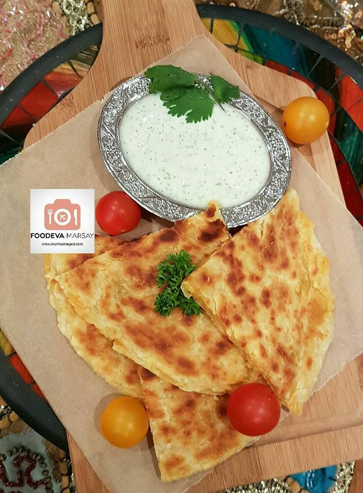 Try out my EASY PEASY version for Aloo Cheese PASTRY PARATHA that are moist and soft, with just the right amount of flakiness.
