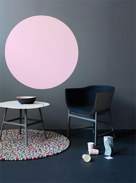 Pale pink / Anna Aromaa, Glorian Koti,  photo Pia Arnould.