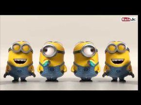 Minions wishing happy birthday - amazing video - YouTube