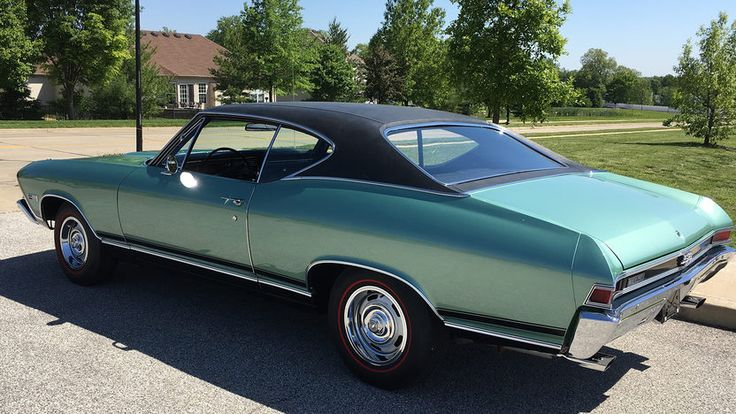 1968 Chevrolet Chevelle SS - 3