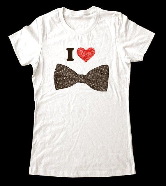 Dr. Who: Bows Ties,  T-Shirt,  Tees Shirts, Jersey, Graphics Design, Love Heart, Keep Calm, T Shirts, Teacher Shirts