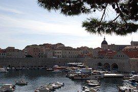 Dubrovnik, Croacia, Mar, Mediterráneo