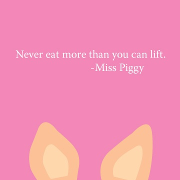 Miss Piggy Quotes About Food 202 best images about ...