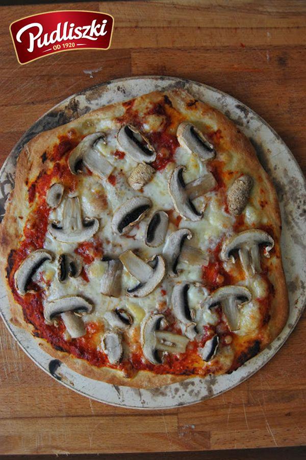 Jaka tylko chcesz pizza.  #pizza #pudliszki #przepis