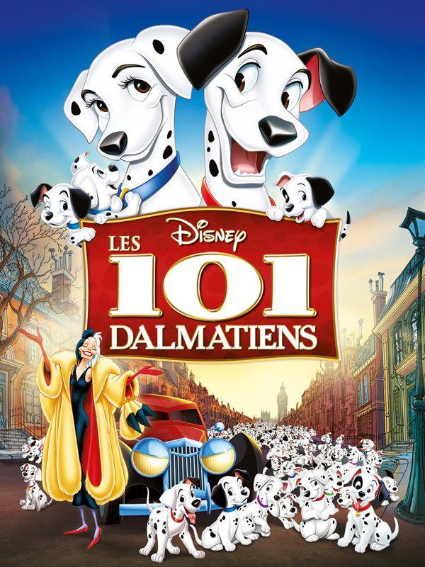 Les 101 Dalmatiens - film 1961 - AlloCiné