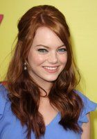 Emma Stone at an event for Superbad (2007)