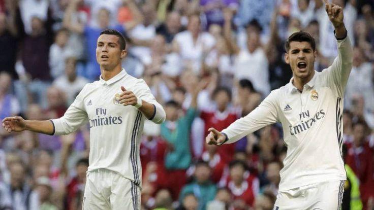 Directo | Zidane repite el once de la goleada al Betis