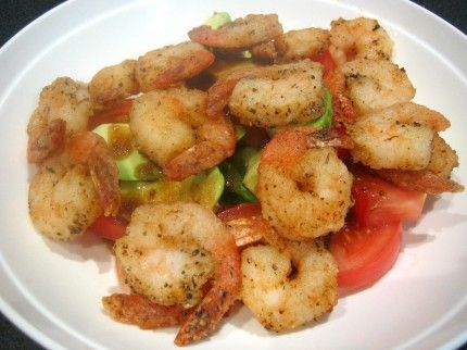 Salt and Pepper Prawns Recipe on Best Home Chef: Enter your recipe now to win a kitchen worth $50,000!