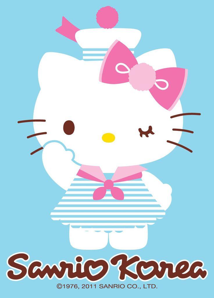 Hello Kitty Korea | Héllo Kitty I | Hello kitty, Sanrio ...  Hello Kitty Kor...
