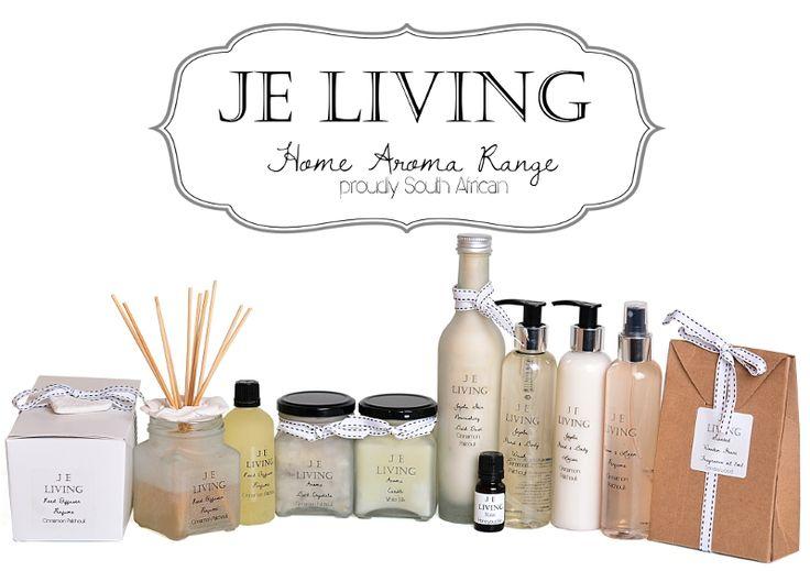 JE Living aroma range