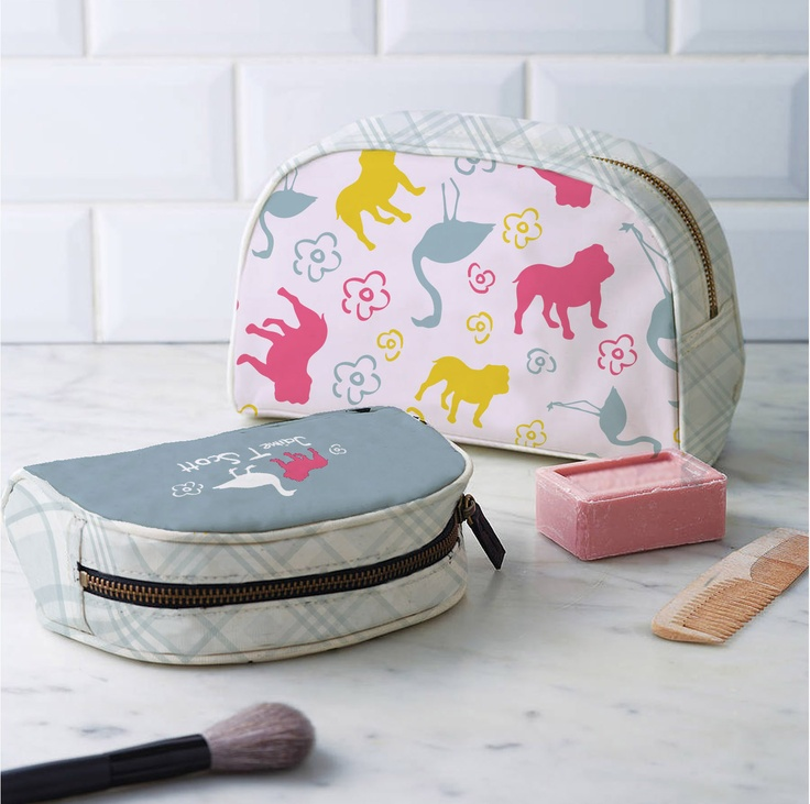 Cosmetic bags concepts
