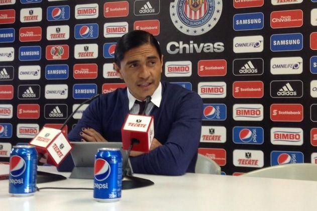PALENCIA RENUNCIA A CHIVAS || Francisco Palencia renunció a la dirección deportiva de las Chivas de Guadalajara, en medio de una crisis de resultados en el Apertura 2014.