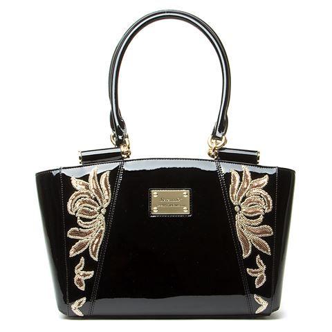 My favourite brand..Serenade Leather - Sequinned Handbag