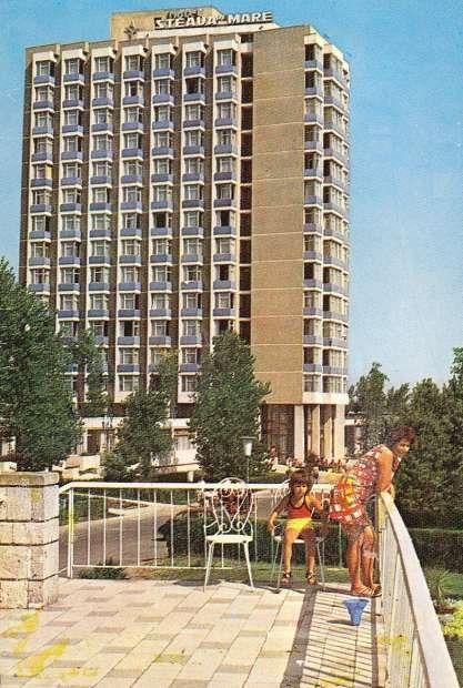 Eforie Nord - H. Steaua de Mare (anii '70)