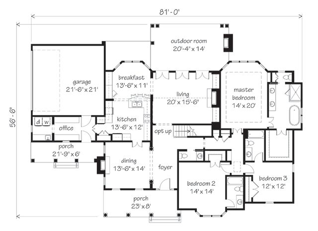 76 best House Plans images on Pinterest Southern living house