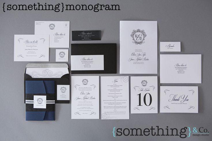 {something} Monogram   Boutique Suite