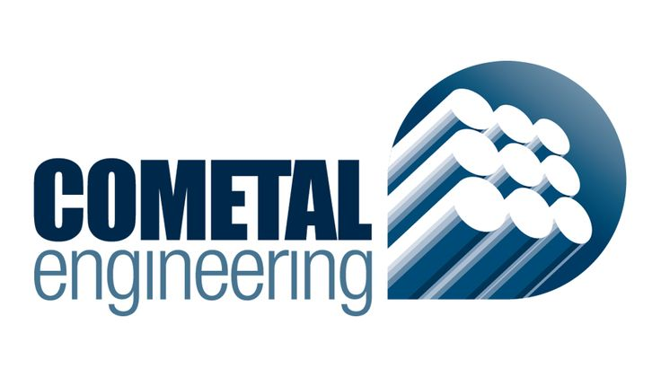 Cometal - Restyling industriale #logo #design #industial