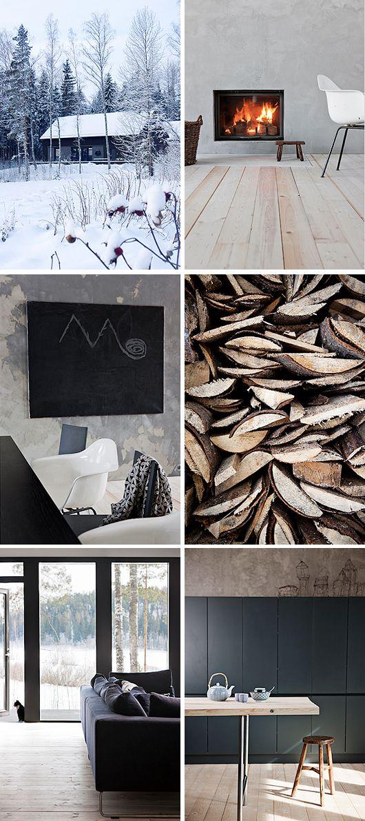 Winter dream house - Image from Trendenser.se