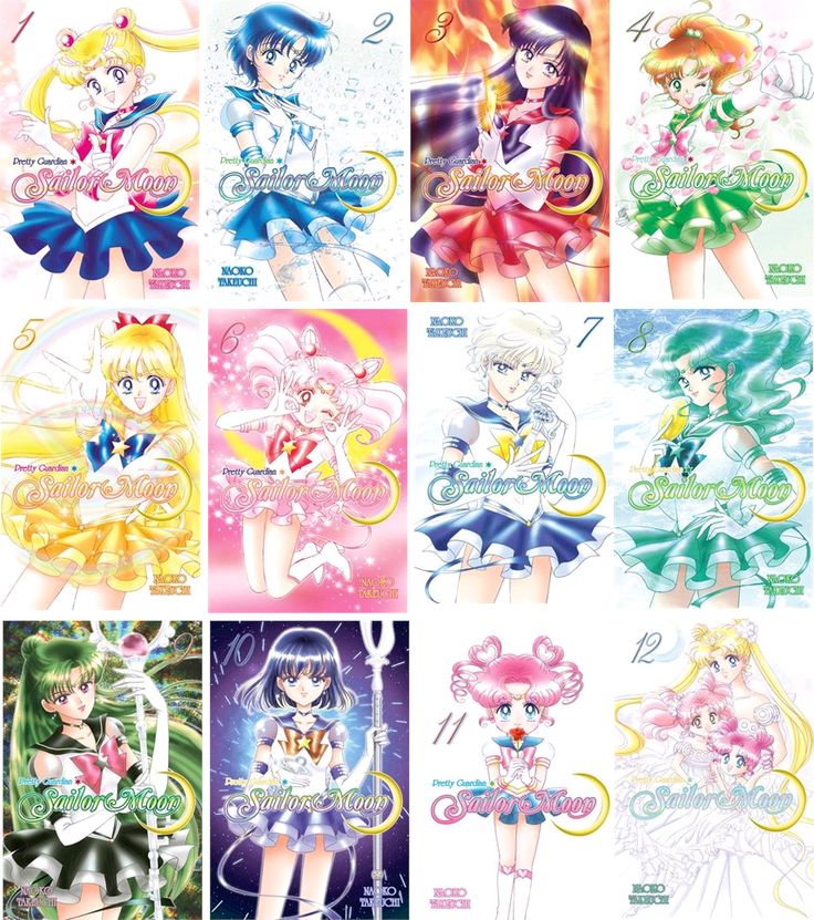 sailor moon characters - Google Search