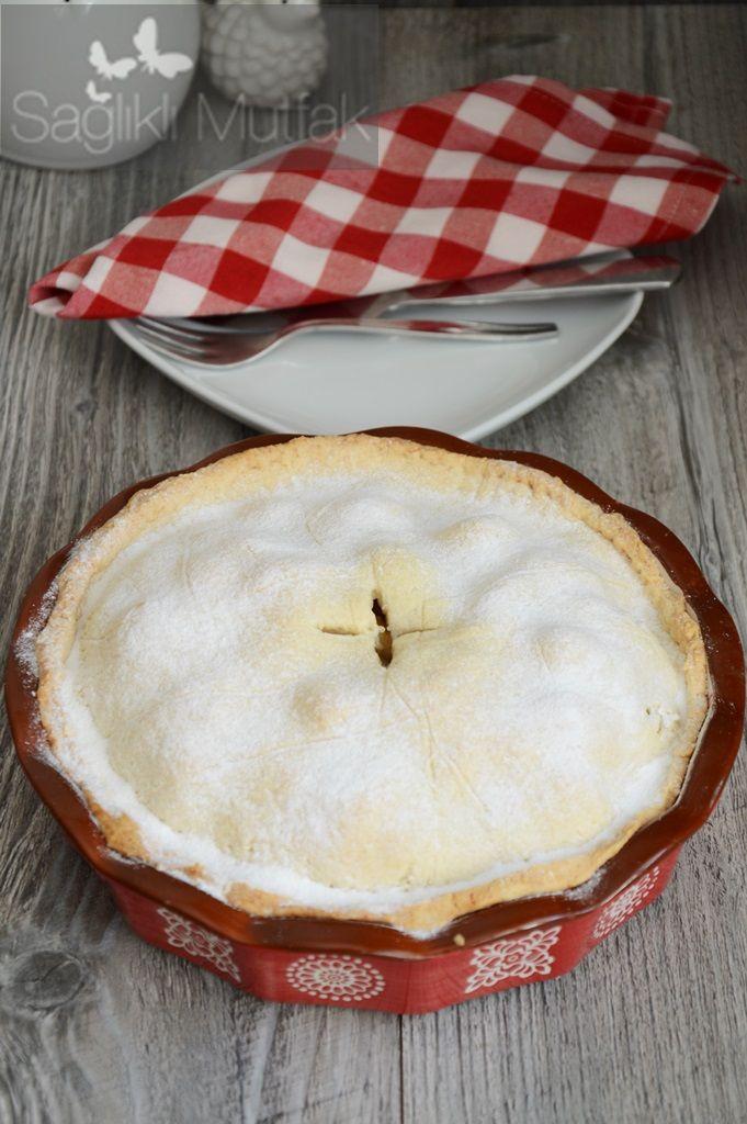 Amerikan Apple Pie – Sağlıklı Mutfak