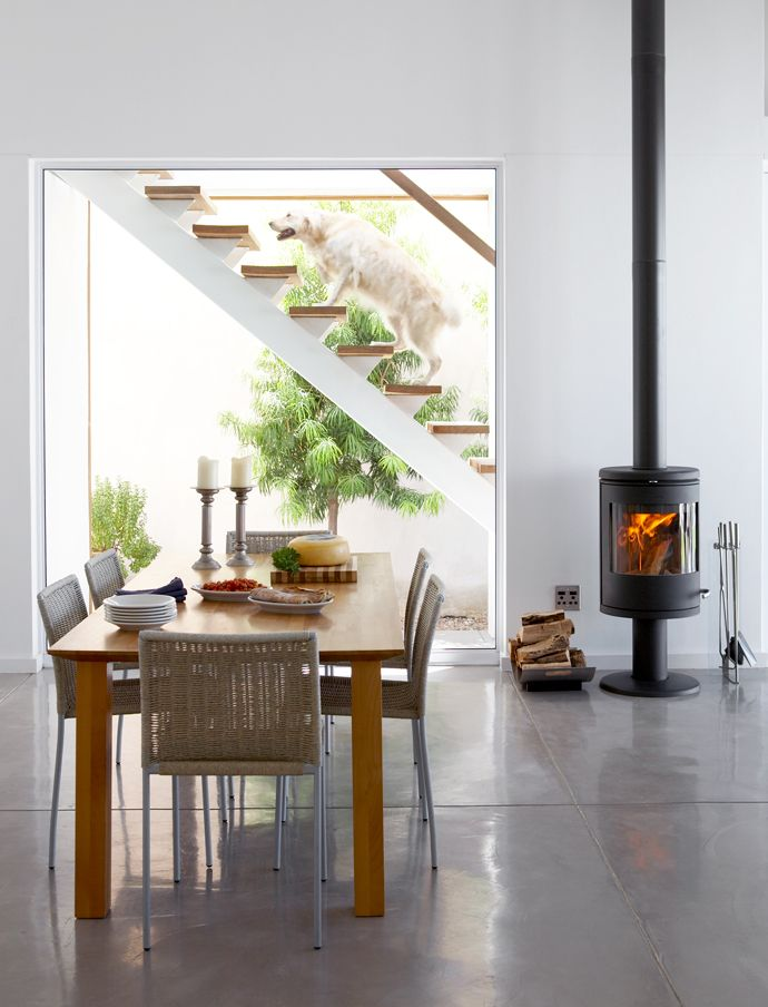52 best Modern Wood Burners images on Pinterest | Fire places, Wood ...