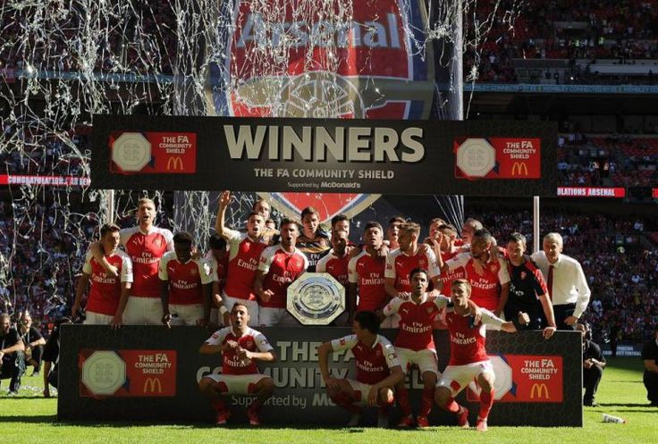 FA Community Shield Match between Arsenal Vs Chelsea was over at Wembley Stadoum and Arsenal Beats Chelsea by 1-0 and Becomes Champion Second Time in a Row.
