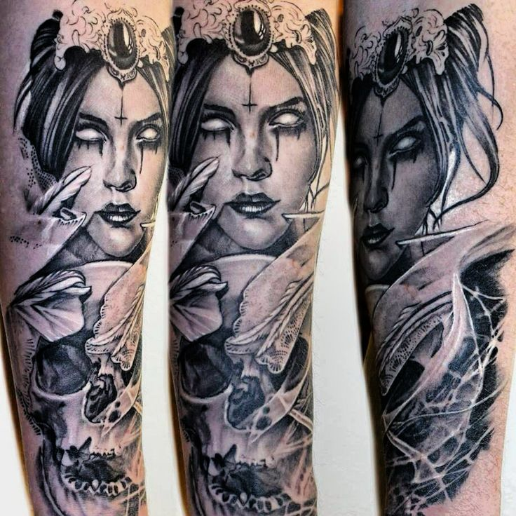 Best 25+ Life Death Tattoo Ideas On Pinterest