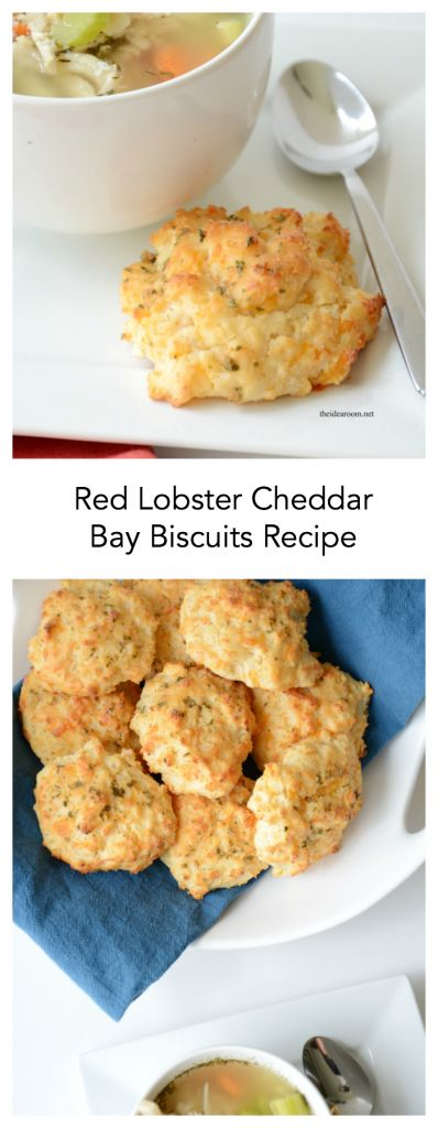 Red Lobster Cheddar Bay Biscuits Recipe | Looking for a quick and easy biscuit recipe? This Copycat Lobster Cheddar Bay Biscuits Recipe tastes better than the real thing and can be on the dinner table in 20 minutes.