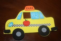taxi cab craft - Google Search