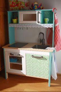 Best Ikea-hack I've ever seen! Blog by Anni-tas #loveit