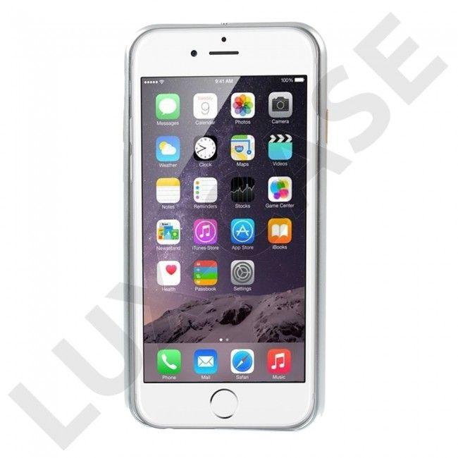 Remes (Sølv) iPhone 6 Metal Bumper