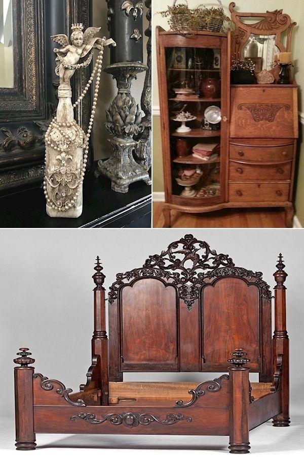 Antique Furniture Brands, Antique Looking Furniture