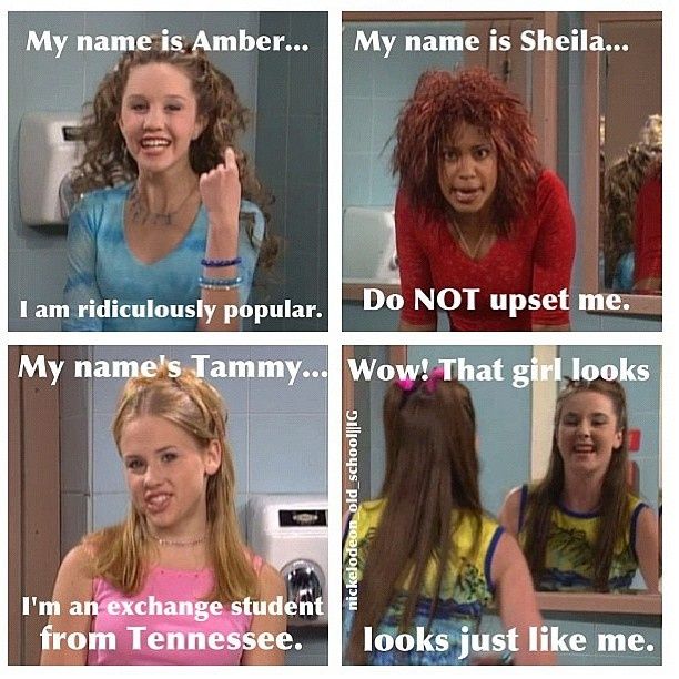 i miss the amanda show! Tv show quotes, Kids shows