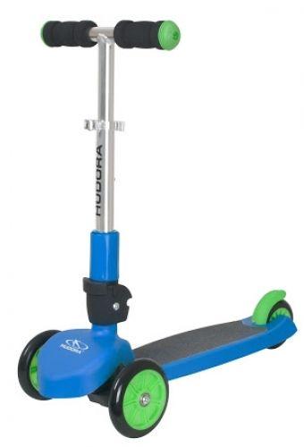 HUDORA step 'FlitzKids', blauw van Hoppa-Toys.nl. De HUDORA 'Flitzkids' driewielstep (blauw) is een stabiele step voor de allerkleinsten. Van 59,95 euro voor 42,95 euro.