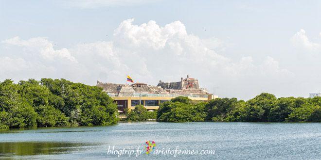 Castillo de san Felipe de Barajas Cartagena