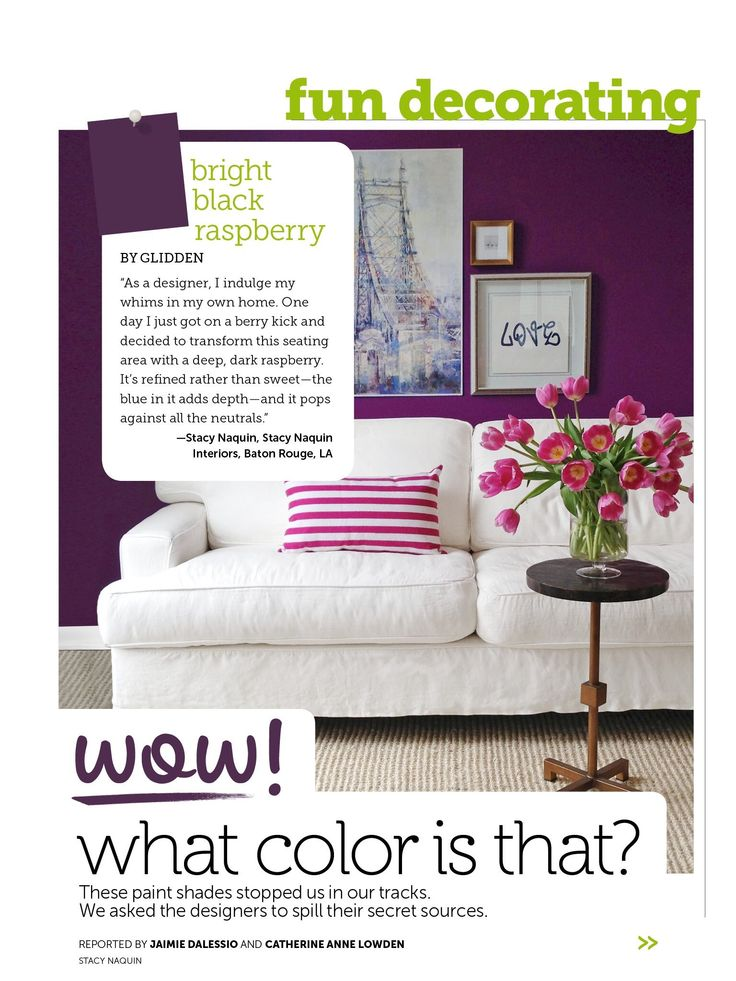 73 best colors in focus purple images on pinterest colors i saw this in the november 2014 issue of hgtv magazine im painting hgtv magazinecolor schemeshome fandeluxe Image collections