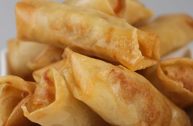 Vegetarian Cocktail Spring Rolls (Mini) (V) - WA Finger Food Catering Perth Catering to Perth and surrounding areas since 1996. CALL US NOW 1800 216 902!