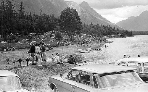 Allouette Lake, 1966