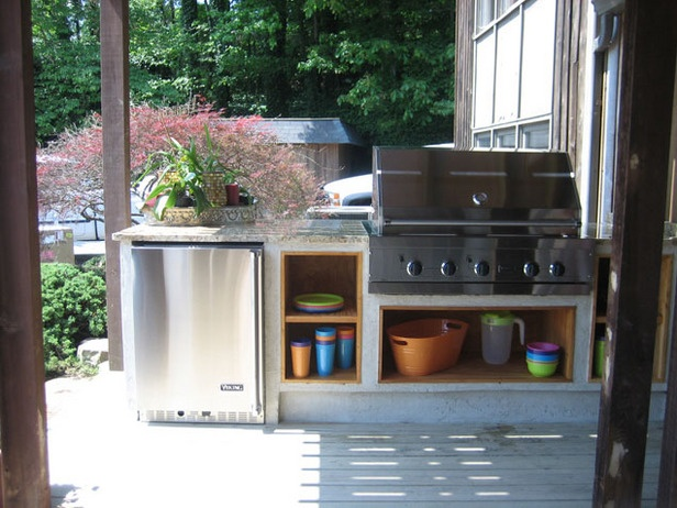 30 best mike 39 s grill station images on pinterest decks for Outdoor cooking station plans
