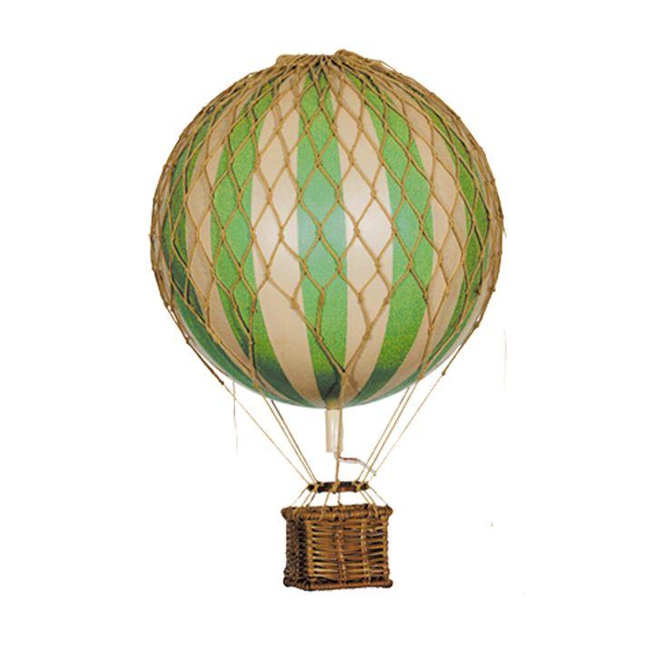 Floating the Skies luftballong, grønn – Authentic Models – Kjøp møbler online på ROOM21.no