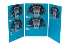 Unipack DVD na 5 DVD