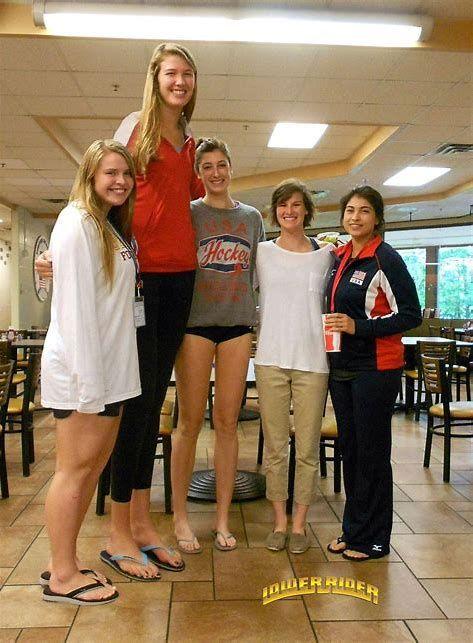 Tall single women
