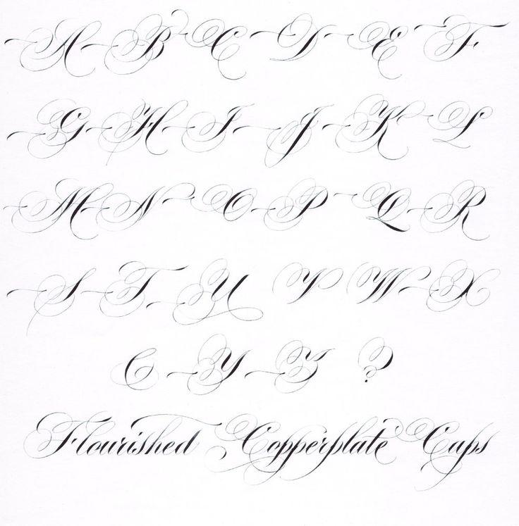 93 besten Typography Bilder auf Pinterest | Kalligraphie ...