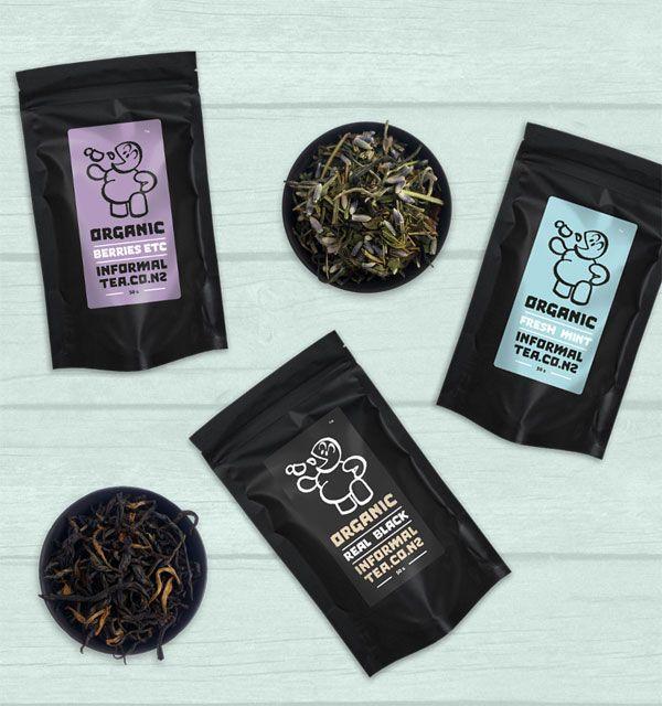 100% Organic - Informal Tea