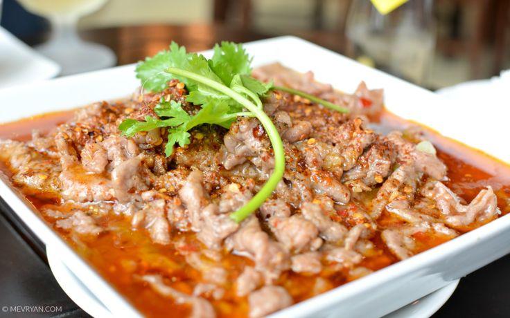 Houd je van pikante gerechten?Dan is Sichuan restaurant sānsān in Rotterdam absoluut een aanrader! #hotspot #Chinees #Sichuan #restaurant #Rotterdam