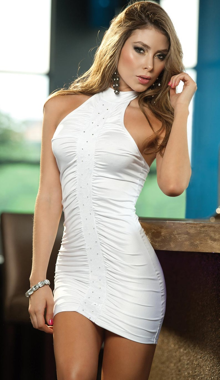 18 best Cute White dresses..♡ images on Pinterest | Sexy dresses ...