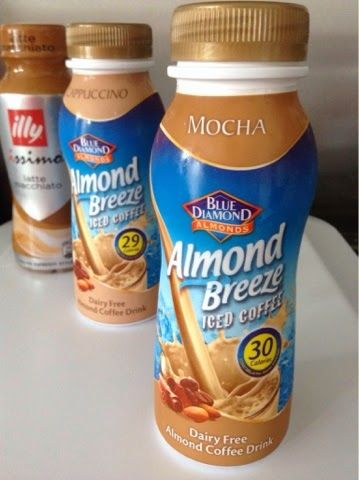 Free Almond Breeze Iced Coffee 250ml Bottle