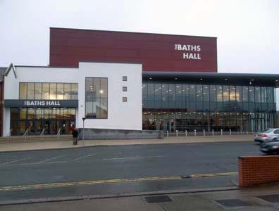 Baths Hall, Scunthorpe